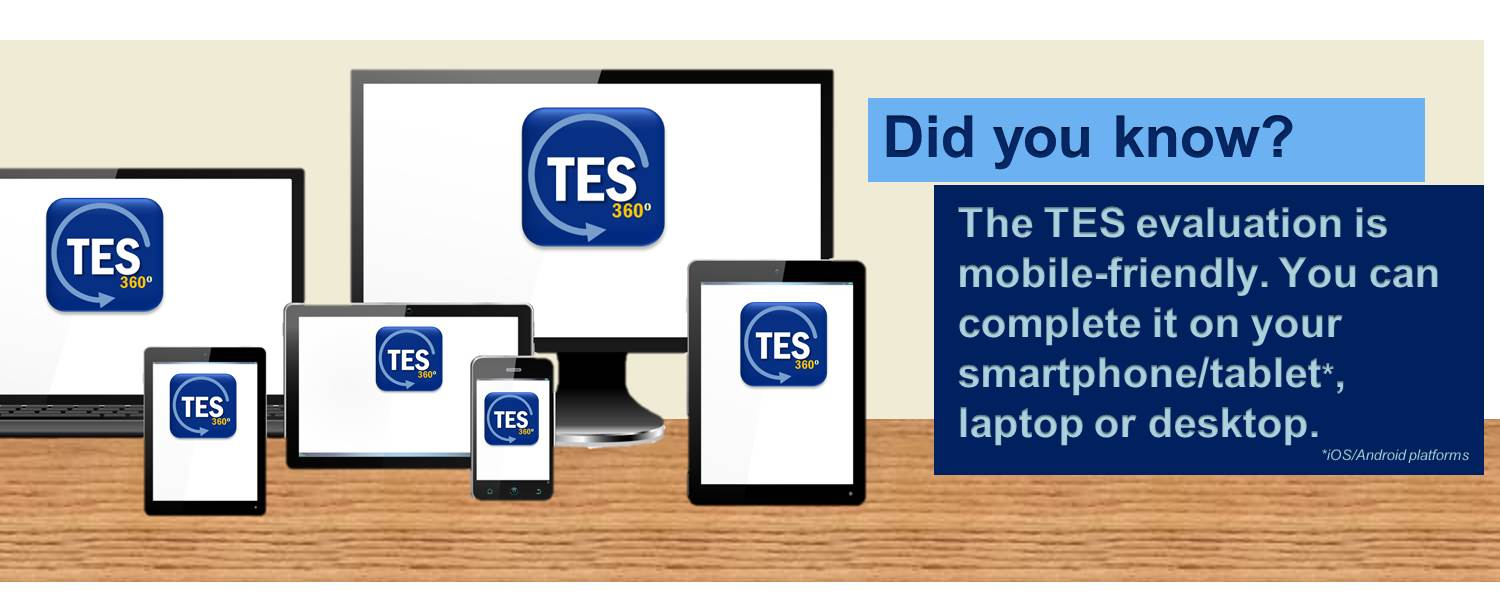 Tes mobile devices